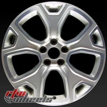 18 inch Jeep Renegade  OEM wheels 9150 part# 5XA69MAAAA