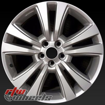 18 inch Lincoln MKX  OEM wheels 10071 part# FA1Z1007A, FA1C1007A1A, FA1CA1A