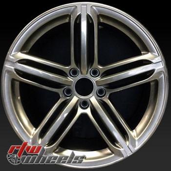 21 inch Audi Q7  OEM wheels 58886 part# AU 4L0601025AE