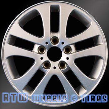 17 inch BMW 3 Series  OEM wheels 59342 part#  36116751415, 6751415