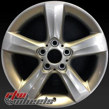BMW 3 Series OEM wheels 2001-2006 Silver 59430