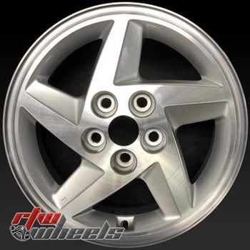 16 inch Mitsubishi Eclipse  OEM wheels 65722 part# MB892611