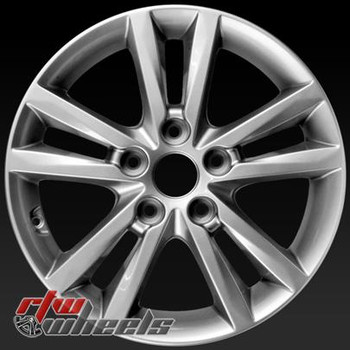 16 inch Hyundai Sonata  OEM wheels 70866 part# 52910C2110, 52910C2130, 52910C2160