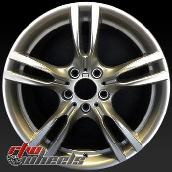 18 inch BMW   OEM wheels 71616 part# 36117845880