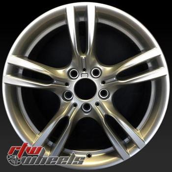 18 inch BMW   OEM wheels 71619 part# 36117845881