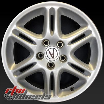 17 inch Acura CL  OEM wheels 71725 part# 42700S3MA51