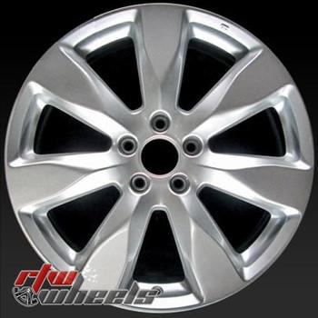 19 inch Acura MDX  OEM wheels 71819 part# 42700TX6A71