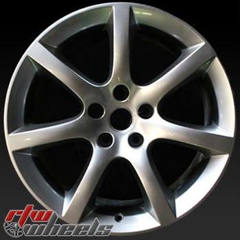 18 inch Infiniti G35  OEM wheels 73672 part# 40300AL425