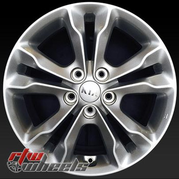 17 inch Kia Optima  OEM wheels 74638 part# 529102T350