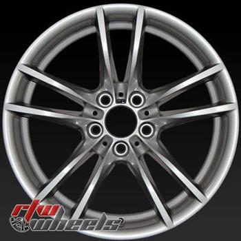 18 inch BMW M Series  OEM wheels 86091 part# 36102284906
