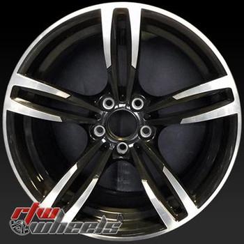 19 inch BMW M Series  OEM wheels 86095 part# 36112284551