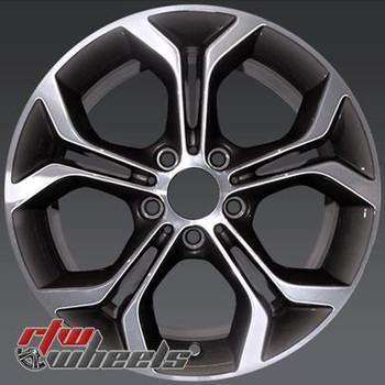 18 inch BMW X Series  OEM wheels 86100 part# 36116862889