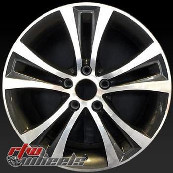 18 inch BMW   OEM wheels 86126 part# 36116796210