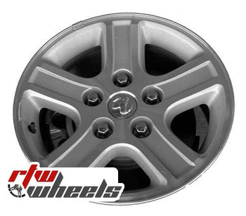 17 inch Dodge Ram  OEM wheels 2265 part# OZR75TRMAA