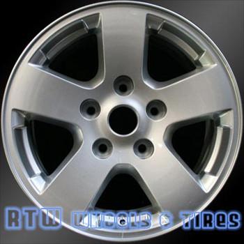 17 inch Dodge Ram  OEM wheels 2362 part# tbd