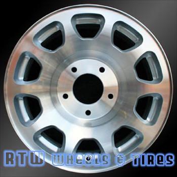 16 inch Lincoln Navigator  OEM wheels 3279 part# F85Z1007GA, F85Z1007UA