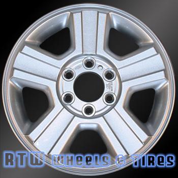 17 inch Ford F150  OEM wheels 3554 part# tbd