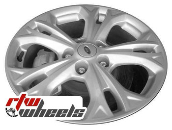 17 inch Ford Fusion  OEM wheels 3871 part# BE5Z1007A