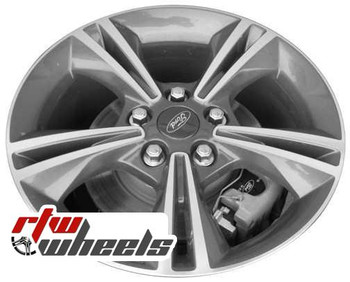 16 inch Ford Focus  OEM wheels 3879 part# tbd