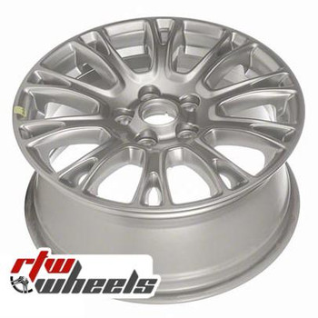 16 inch Ford Focus  OEM wheels 3881 part# tbd