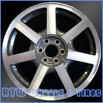18 inch Cadillac SRX  OEM wheels 4581 part# 09594305