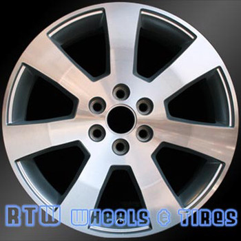 18 inch Cadillac SRX  OEM wheels 4607 part# tbd