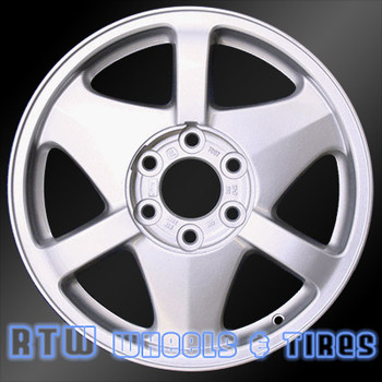 17 inch GMC Envoy  OEM wheels 5135 part# 09593387
