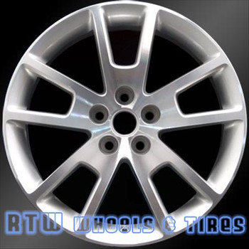 18 inch Chevy Malibu  OEM wheels 5361 part# tbd