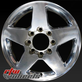 20 inch Chevy Silverado  OEM wheels 5503 part# 9598089