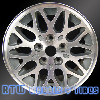 15 inch Jeep Cherokee  OEM wheels 9011 part# 5CC18LY2