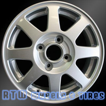 15 inch Honda Accord  OEM wheels 63840 part# 42700S84A71