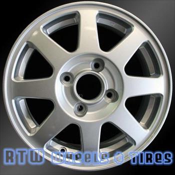 15 inch Honda Accord  OEM wheels 63840 part# 6821268, 42700S84A71