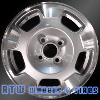 14 inch Honda Civic Hybrid  OEM wheels 63845 part# N/A