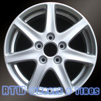 16 inch Honda Accord  OEM wheels 63858 part# 7137706, 42700SDBA01