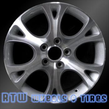 17 inch Honda Accord  OEM wheels 63864 part# N/A