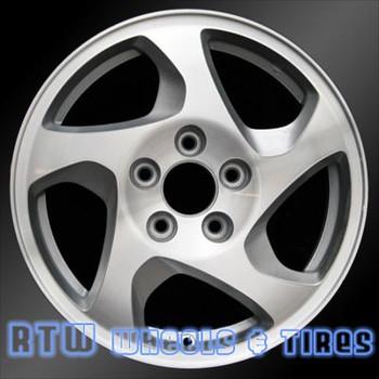 16 inch Honda Prelude  OEM wheels 63978 part# 5277850, 42700S30J92