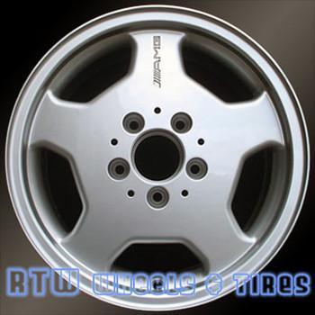 15 inch Mercedes C280  OEM wheels 65202 part# tbd