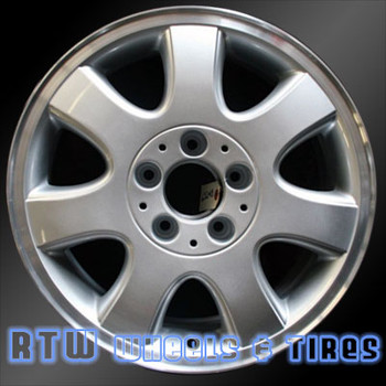 16 inch Mercedes CLK320  OEM wheels 65245 part# tbd