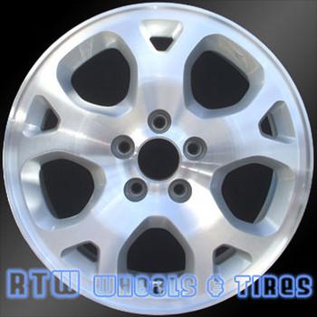 Acura MDX Wheels Silver Rims - Acura tl 19 oem wheels