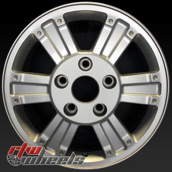 18 inch Toyota Tundra  OEM wheels 75179 part# 0001T075401