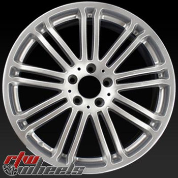 "Mercedes CL S Class wheels for sale 19"" 2007-2010 Hypersilver 85195"