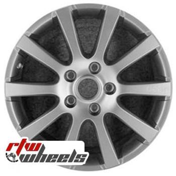 18 inch Jeep Grand Cherokee  OEM wheels 99534 part# IEQ25TRMAA