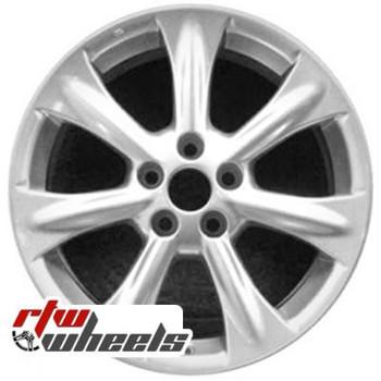 18 inch Lexus RX350  OEM wheels 99539 part# tbd
