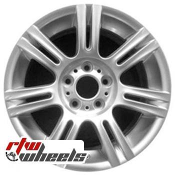17 inch BMW 3 Series  OEM wheels 99911 part# tbd
