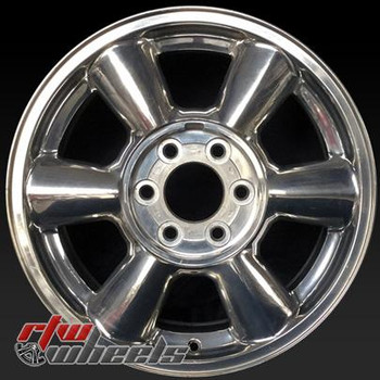 17 inch GMC Envoy OEM wheels 5143 part# 09595181, 09595182