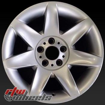 17 inch BMW 525i OEM wheels 59409 part# 36116751761
