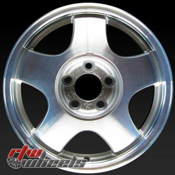 16 inch Chevy Monte Carlo OEM wheels 5067 part# 12365488