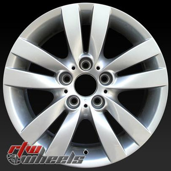 17 inch BMW 3 Series OEM wheels 59584 part# 36116765814, 6765814, 36116775599, 6775599