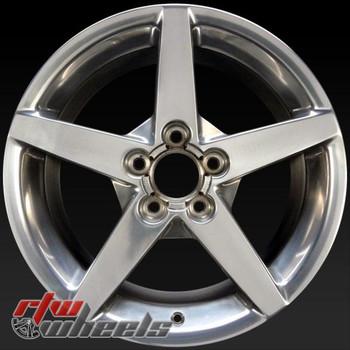 18 inch Chevy Corvette OEM wheels 5208 part# 9596950