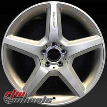 19 inch Mercedes CLS63 OEM wheels 65375 part# 2194011502